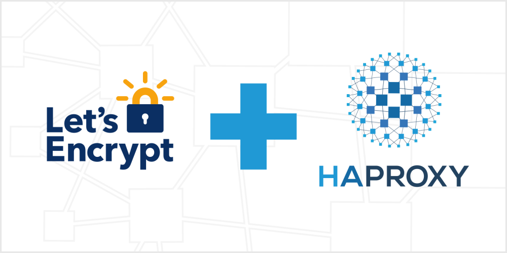 Let's Encrypt (ACMEv2) for HAProxy