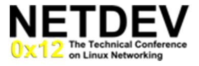 [Conference] Netdev 0x12