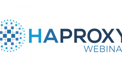 [Live Webinars] HAProxy 2.0