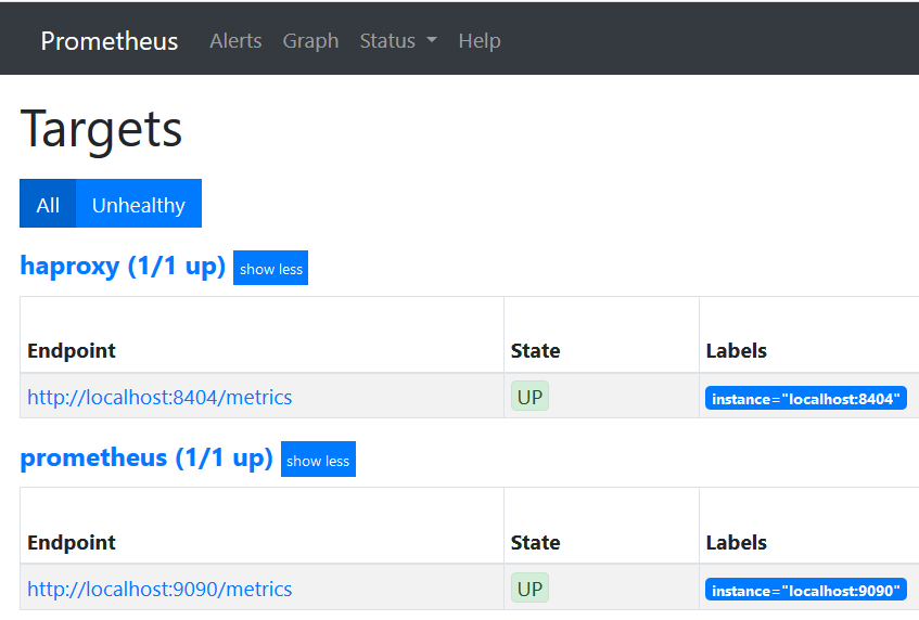 HAProxy Exposes a Prometheus Metrics Endpoint - HAProxy