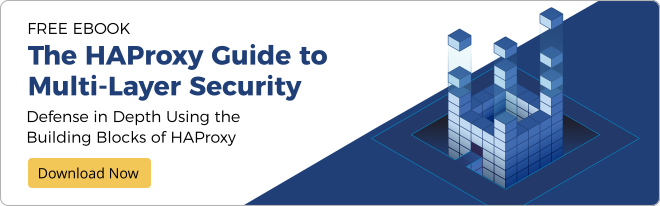 The HAProxy Guide to Multi-Layer Security