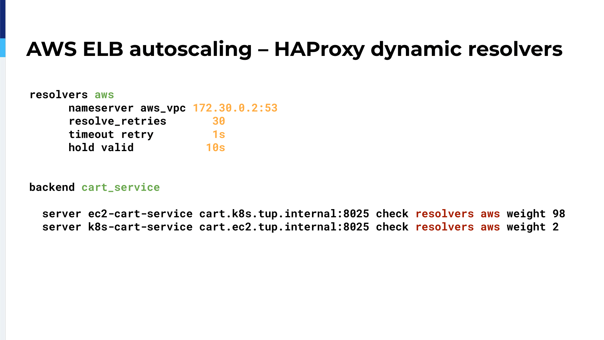 haproxyconf2019_ migrating thredup infrastructure to kubernetes with haproxy_oleksii asiutin_16