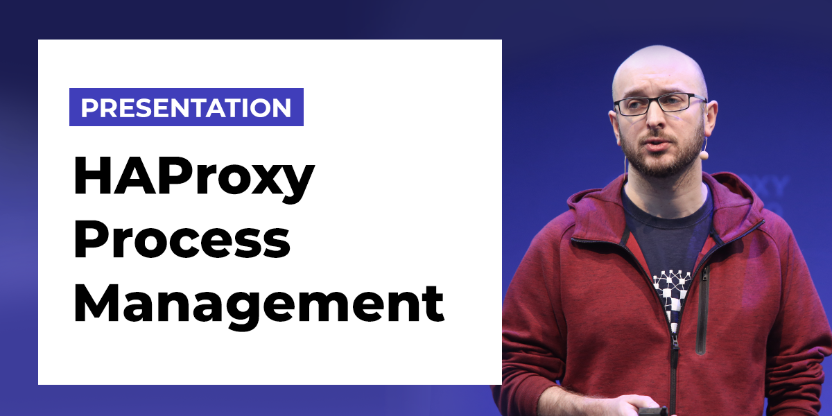HAProxy Process Management