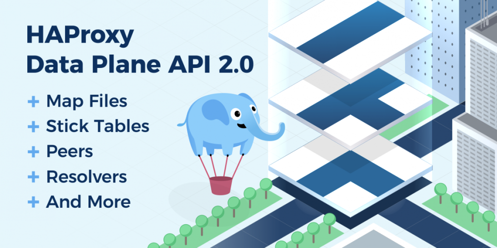 Announcing HAProxy Data Plane API 2.0