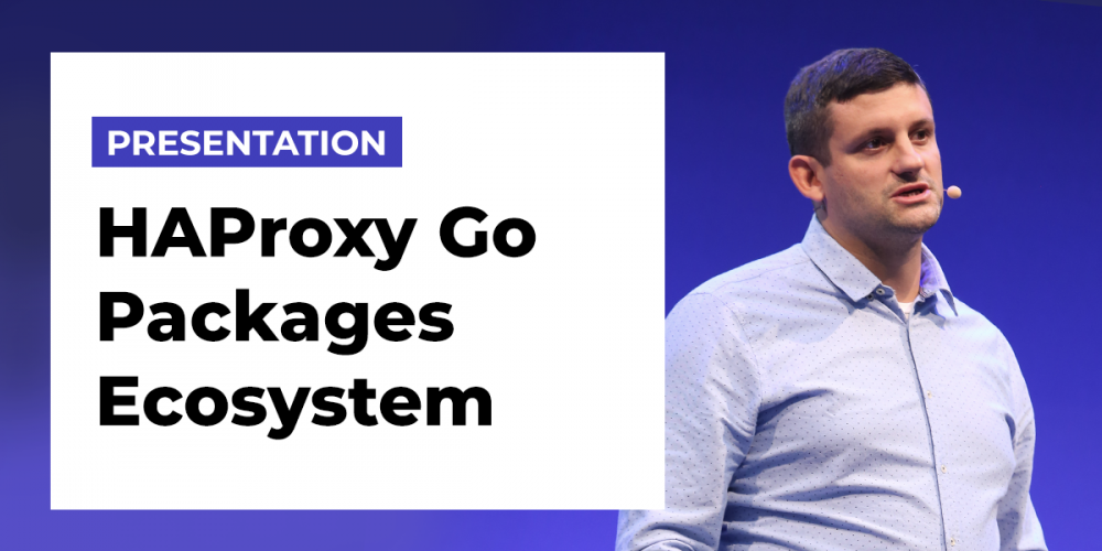 HAProxy Go Packages Ecosystem