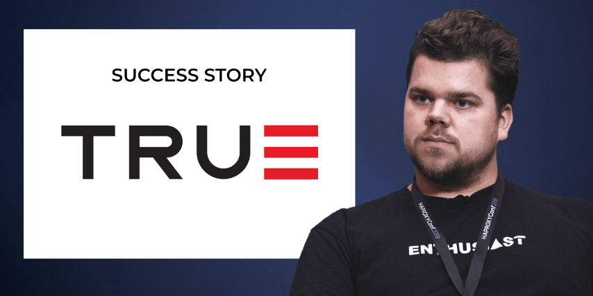 HAProxy Success Story TRUE