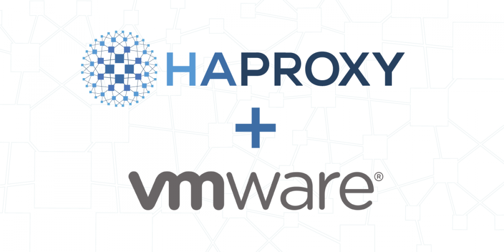 vSphere 7 with Tanzu Integrates with HAProxy for Load Balancing Enterprise-grade Kubernetes