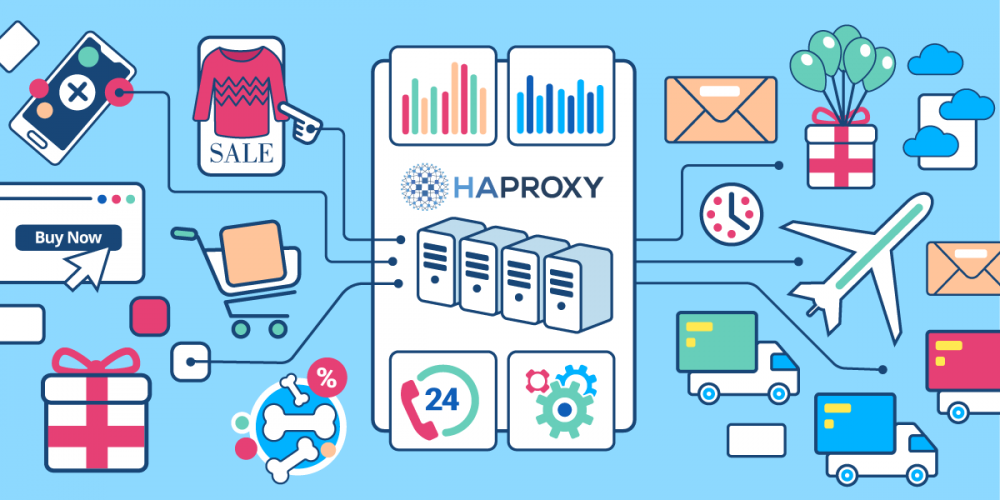 HAProxy Enterprise Support Helps Ring Up Holiday Online Sales