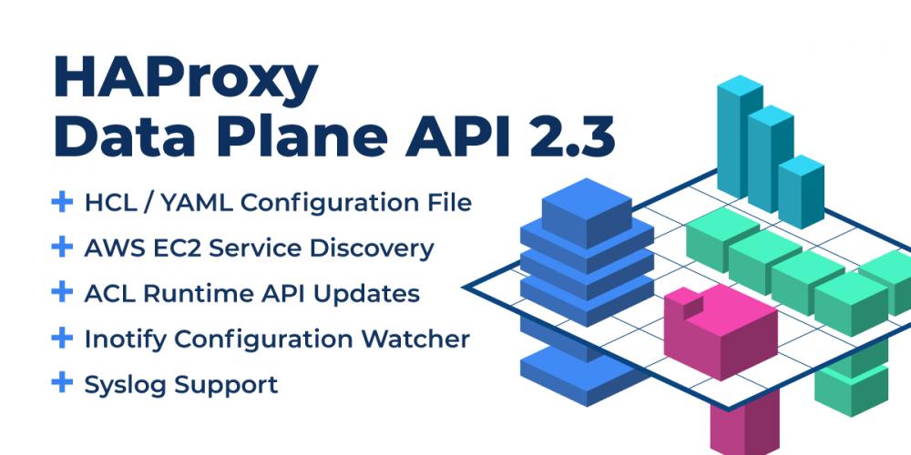 Announcing HAProxy Data Plane API 2.3