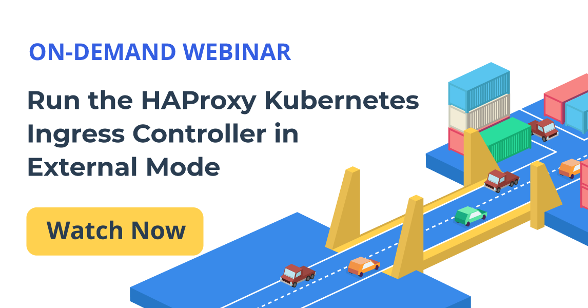 Webinar - Multilayered Security with HAProxy Enterprise