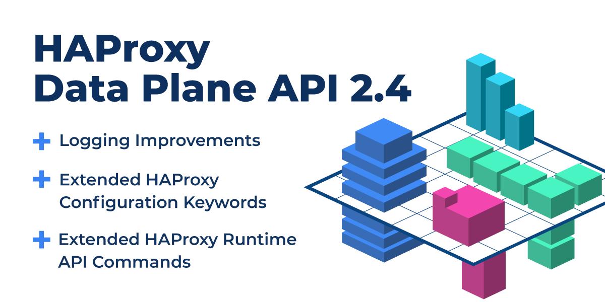Announcing HAProxy Data Plane API 2.4