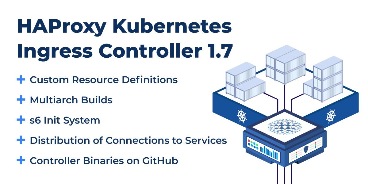 Announcing HAProxy Kubernetes Ingress Controller 1.7